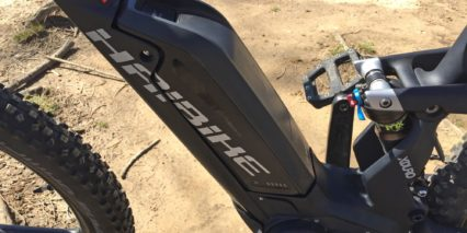 Haibike Xduro Fullseven Carbon Ultimate Bosch Powerpack 400 Battery Pack