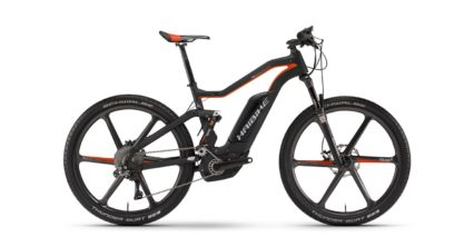Haibike Xduro Fullseven Carbon Ultimate Electric Bike Review