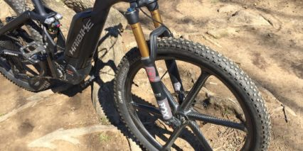Haibike Xduro Fullseven Carbon Ultimate Fox 34 Float Air Fork