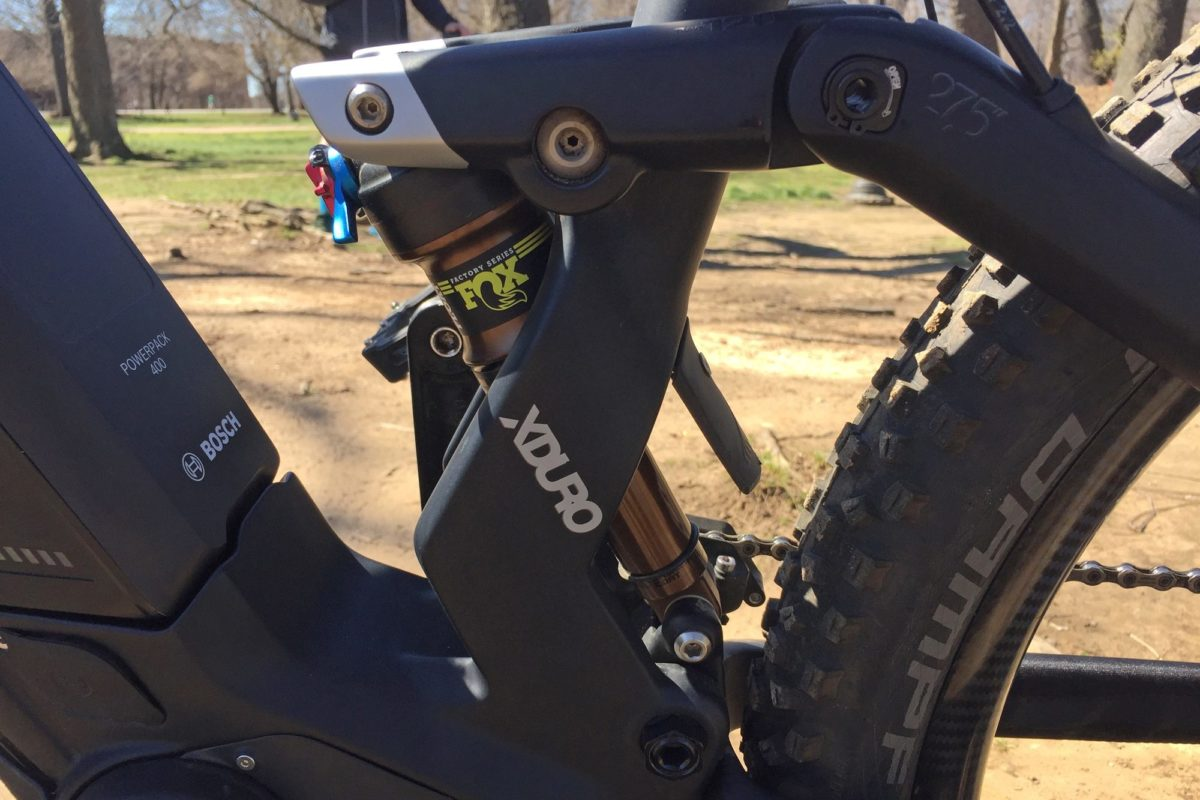 75d467a474cd8d Haibike Xduro Fullseven Carbon Ultimate Fox Float Dps Factory Rear  Suspension
