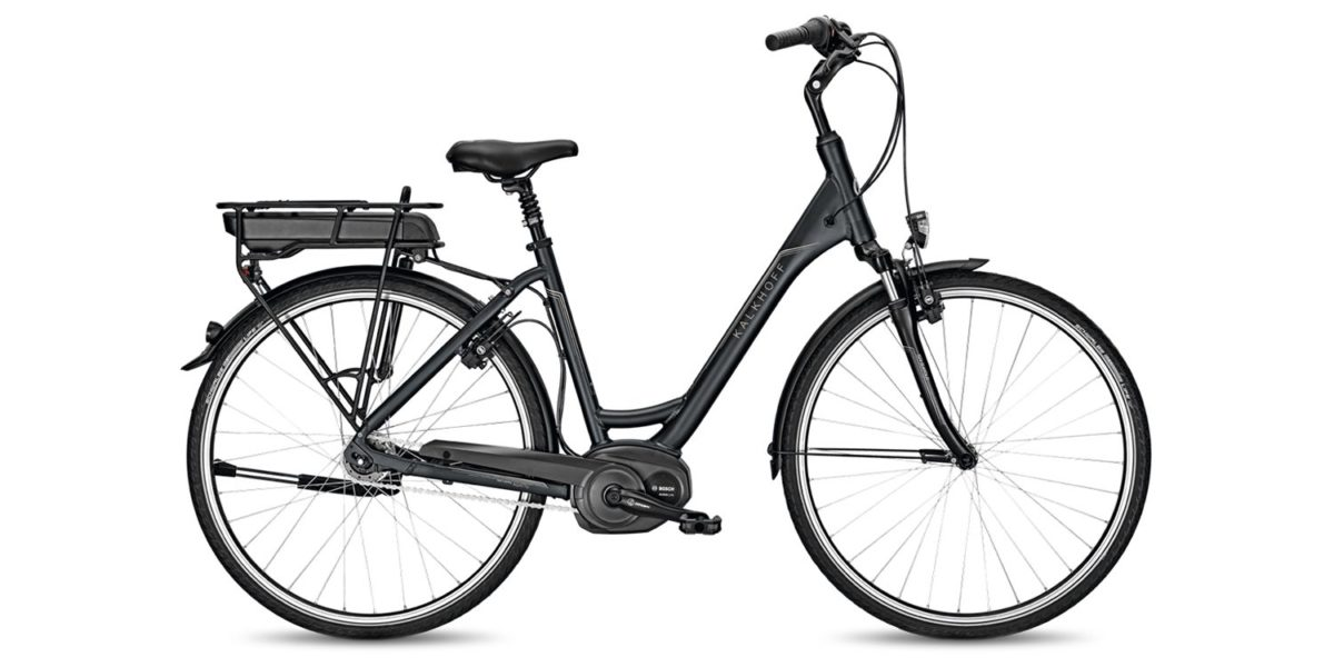 Kalkhoff Agattu B7 Electric Bike Review