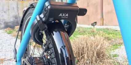 Orbea Katu E 10 Included Axa Solid Plus Cafe Lock