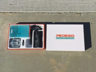 Pedego Platinum Interceptor 3 Amp Charger Starter Box Pedals Touchup Paint Manual