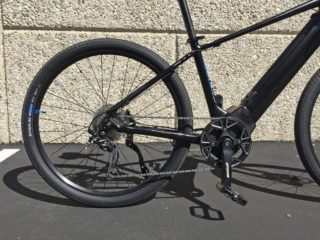Raleigh Redux Ie 10 Speed Shimano Deore