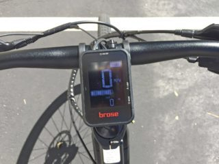 Raleigh Redux Ie Removable Lcd Display By Brose