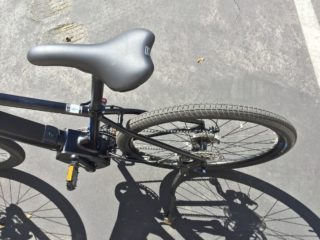 Raleigh Redux Ie Selle Royale Shadow Saddle