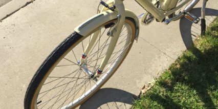 Raleigh Superbe Ie Beautiful Alloy Fenders Matching Paint Color
