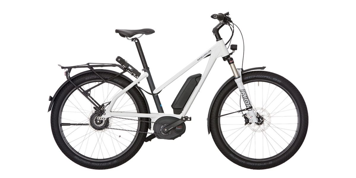 Riese And Muller Charger Mixte Gt Touring Electric Bike Review