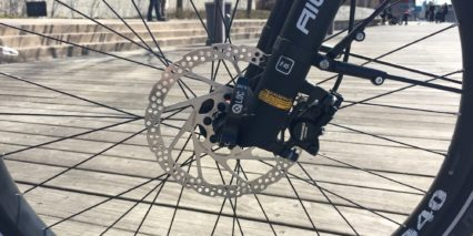 Riese And Muller Delite Gt Nuvinci Hs 180 Mm Shimano Hydraulic Disc Brakes