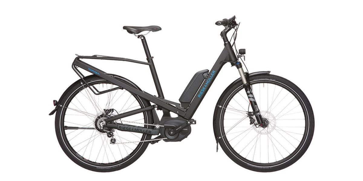 Riese And Muller Homage Nuvinci Hs Electric Bike Review