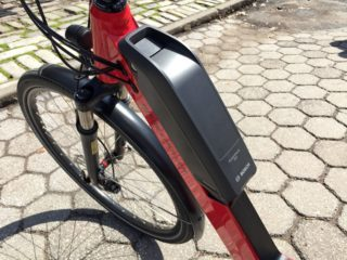 Riese And Muller Nevo Nuvinci Bosch Powerpack 500 Battery