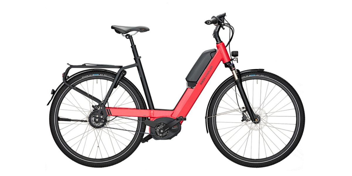 Riese And Muller Nevo Nuvinci Electric Bike Review