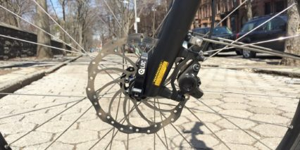 Riese And Muller Nevo Nuvinci Magura Mt4 Hydraulic Disc Brakes