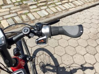Riese And Muller Nevo Nuvinci N380 Shifter