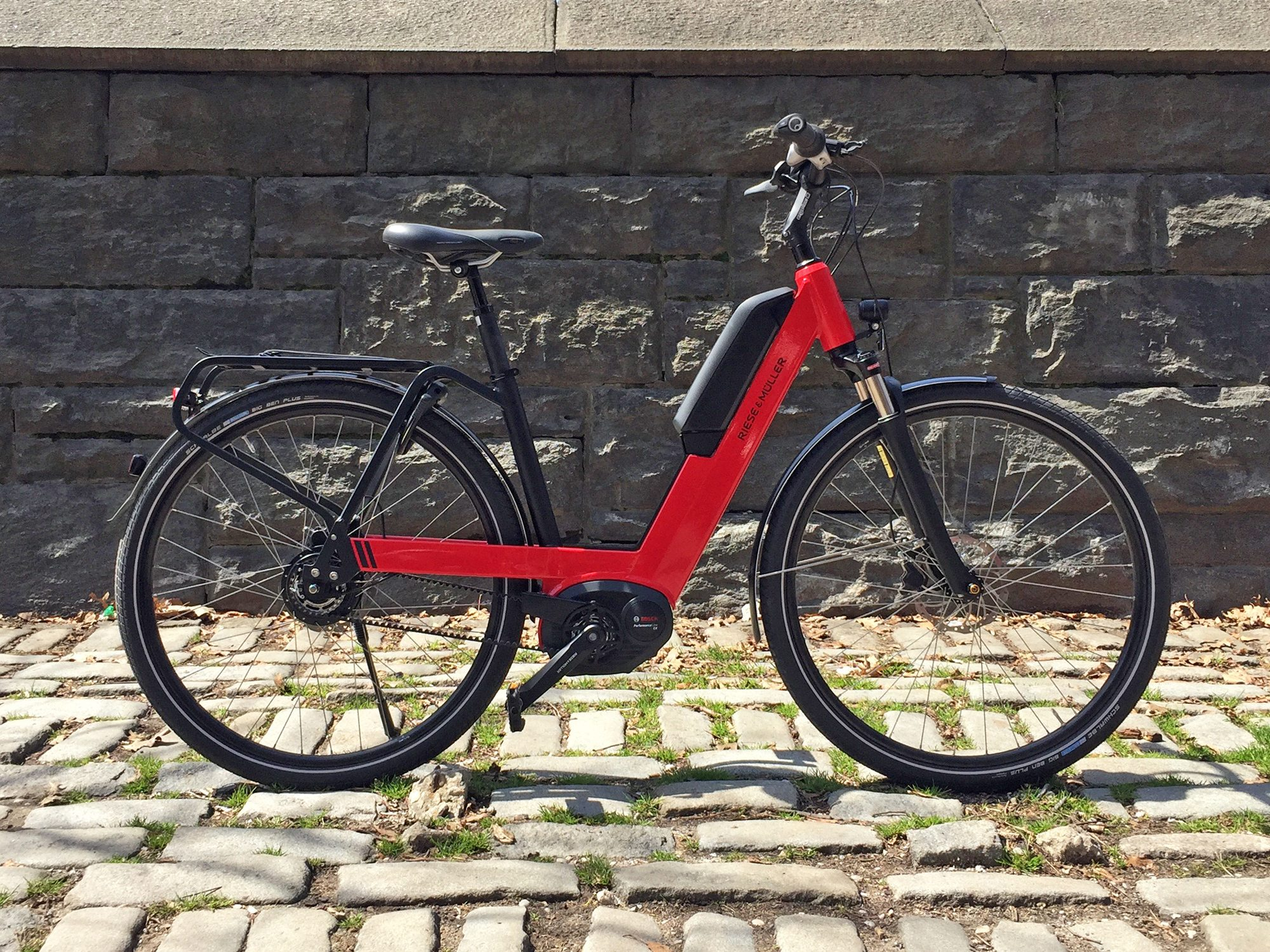 b48885f3c5f Riese & Müller Nevo NuVinci Review - Prices, Specs, Videos, Photos