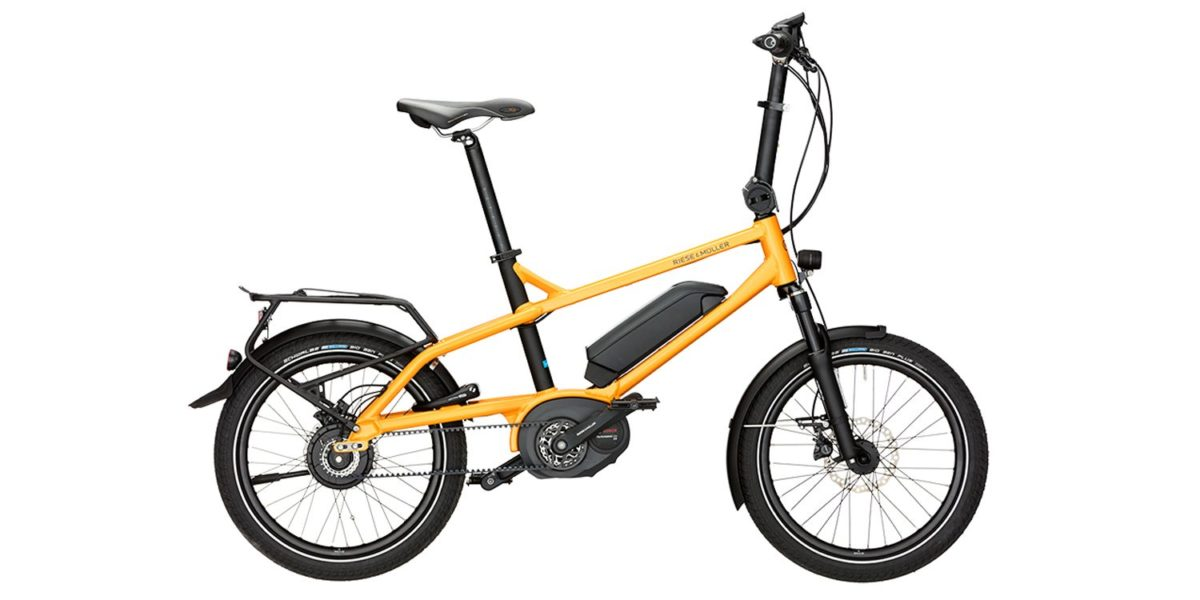 Riese And Muller Tinker Nuvinci Electric Bike Review