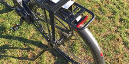 Scott E Sub Tour Racktime Curana D45 Carry Rack With Bungee