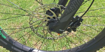 Trek Powerfly 8 Fs Plus 15 Mm Maxle 203 Mm Front Rotor