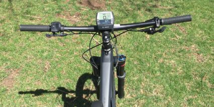 Trek Powerfly 8 Fs Plus Bosch Intuvia Display Locking Grips