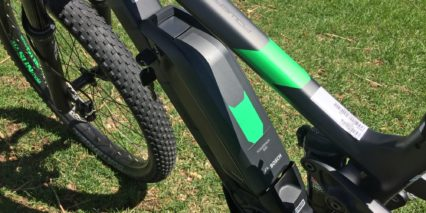 Trek Powerfly 8 Fs Plus Locking Removable Powerpack 500 Battery