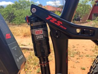 Ktm Macina Lycan Special Edition 125 Mm Rockshox Monarch Rl Rear Suspension