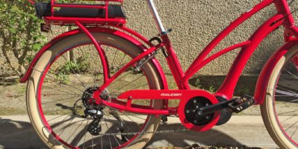 Raleigh Retroglide Ie 7 Speed Shimano Altus Drivetrain