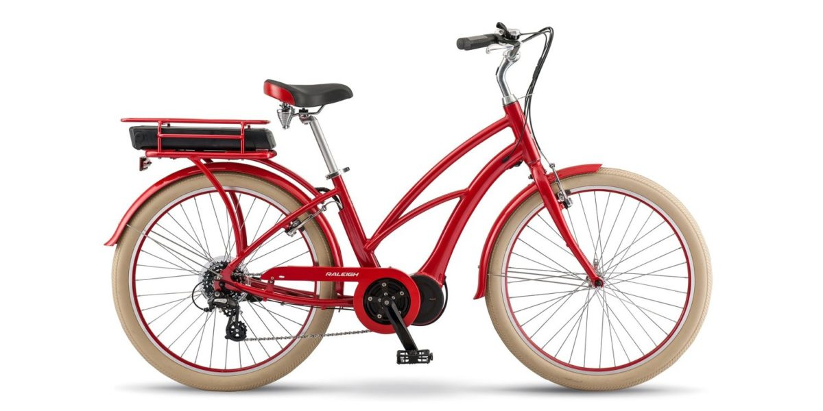 Raleigh Retroglide Ie Electric Bike Review