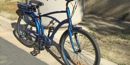 Raleigh Retroglide Ie Mens Frame Cruiser Ebike Mid Drive