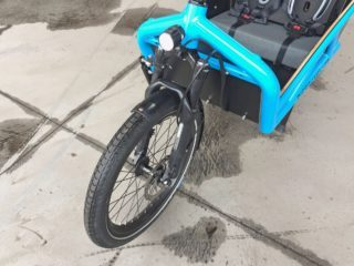 Riese And Muller Load Touring Hs Spinner Grind Os 50 Mm Suspension Fork