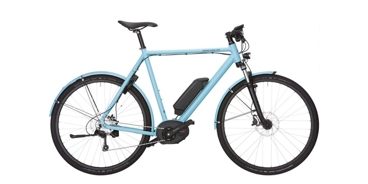 Riese And Mullier Roadster Touring Hs Electric Bike Review