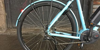 Riese And Mullier Roadster Touring Hs Shimano Sora 9 Speed