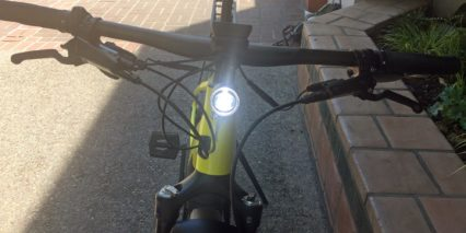 Specialized Turbo Vado 6 0 Custom 600 Lumen Aspheric Lens Headlight
