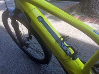Specialized Turbo Vado 6 0 Custom Mid Frame Battery With Bottle Cage Mount