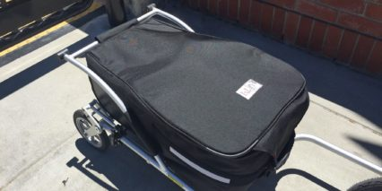 Velomini Plus Optional Luggage Trailer Accessory