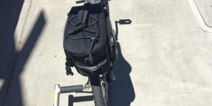 Velomini Plus Optional Shimano Slx Trunk Bag