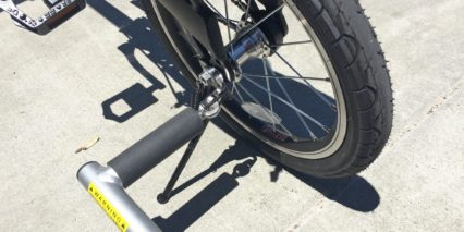 Velomini Plus Trailer Hitch Option