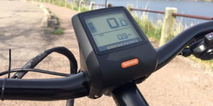 Voltbike Enduro Bafang Hmi Dpc10 Display Panel