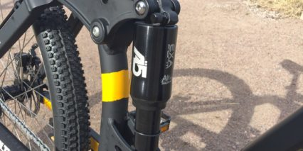 Voltbike Enduro Exa Form Air Suspension Rear Swing Arm
