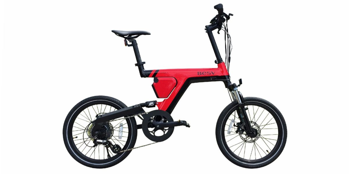 Besv Psa1 Electric Bike Review
