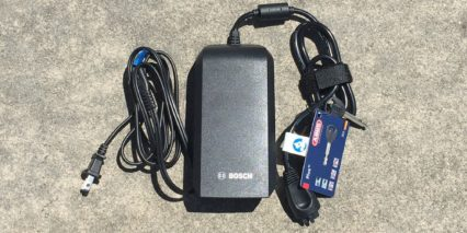 Bulls Cross Lite E Step Thru Bosch 4 Amp Charger