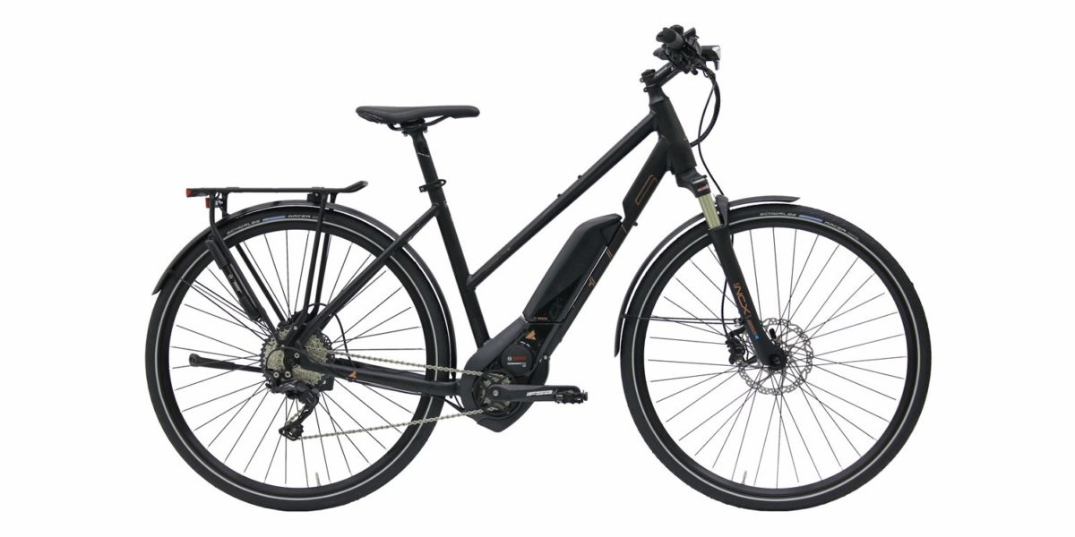 Bulls Cross Lite E Step Thru Electric Bike Review