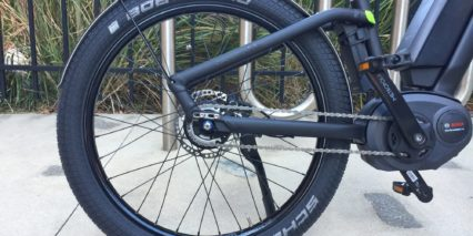 Cannondale Contro E Rigid 8 Speed Shimano Alfine Internally Geared Hub