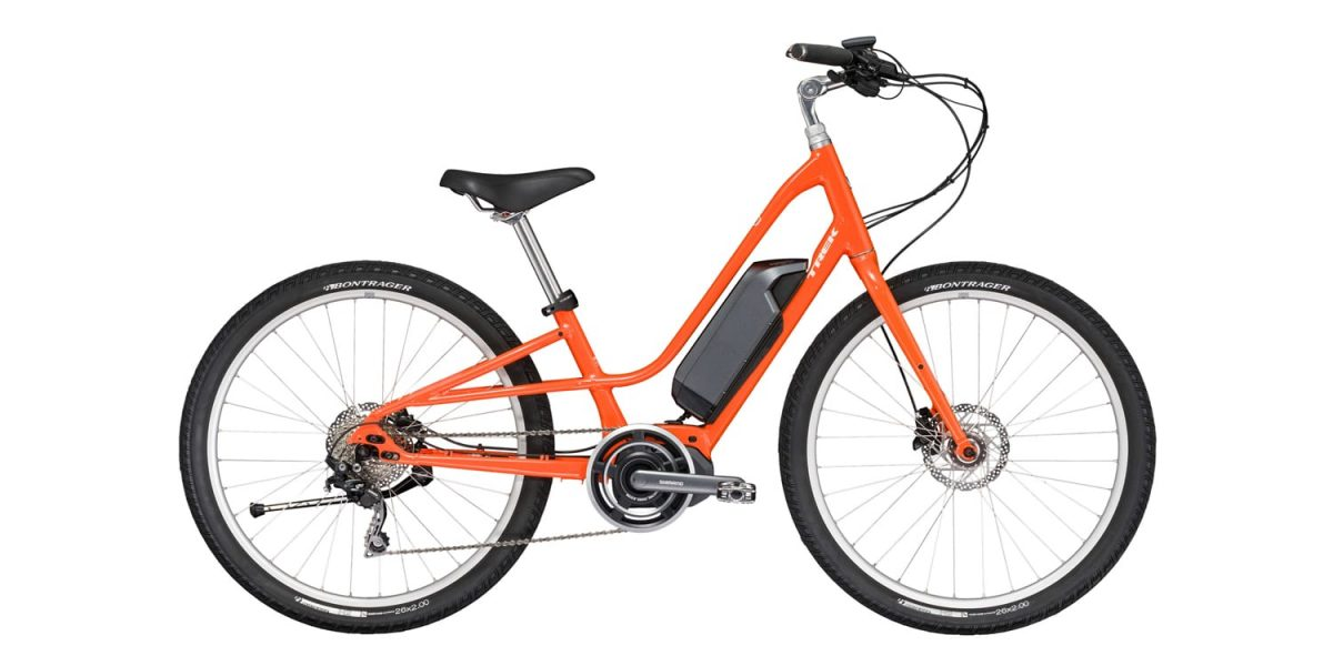 Trek Lift Plus Lowstep Electric Bike Review