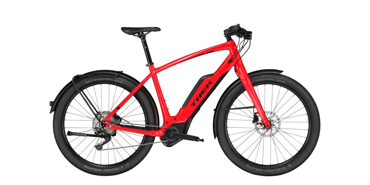 Trek Super Commuter Plus 8s Electric Bike Review