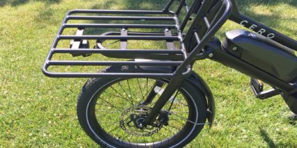 Cero One Standard Front Frame Rack 55 Lb Max Weight