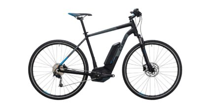Cube Cross Hybrid Pro 400 Electric Bike Review
