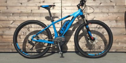 Cube Reaction Hybrid Hpa Race 500 Ebike