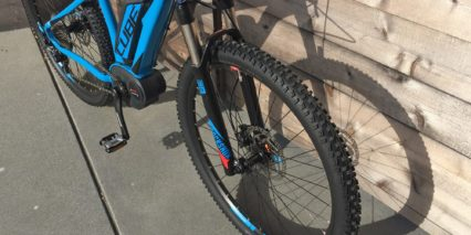 Cube Reaction Hybrid Hpa Race 500 Rockshox Recon Silver Tk Suspension Fork