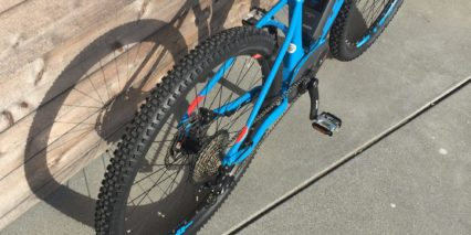 Cube Reaction Hybrid Hpa Race 500 Schwalbe Tough Tom 650b Tires