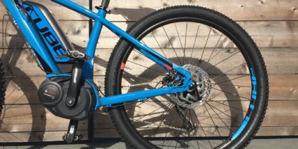 Cube Reaction Hybrid Hpa Race 500 Shimano Deore Br M315 Hydraulic Disc Brakes